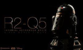 漫玩具 全新 Sideshow 1/6 Star Wars 星際大戰 R2-Q5 Imperial Astromech