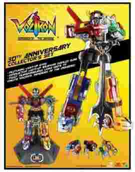 漫玩具 全新 Toynami 百獸王 30週年 合金收藏紀念版 Voltron 未來獸合體 百獸王 五獅合體